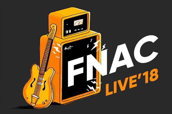 Fnac Live Barcelona 2018