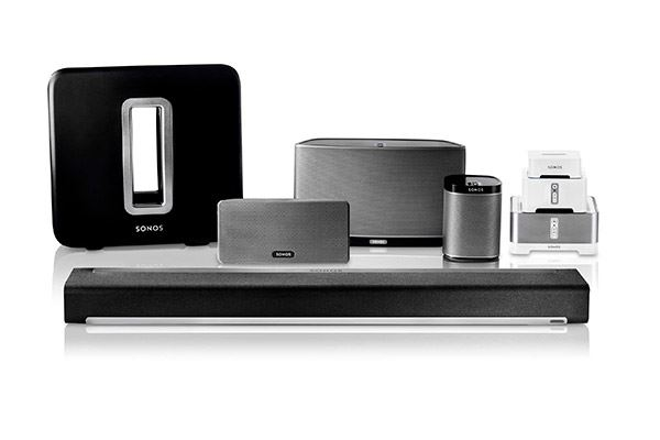 Sonos: Multisonido