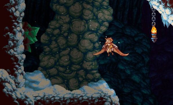 owlboy - videojuego