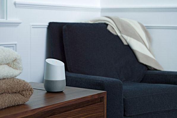 Asistente Google Home