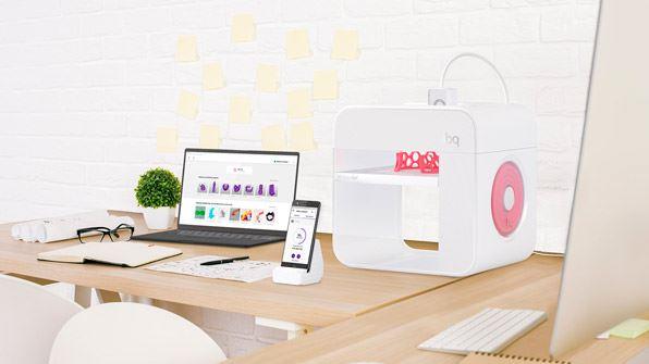 impresora 3D  witbox go