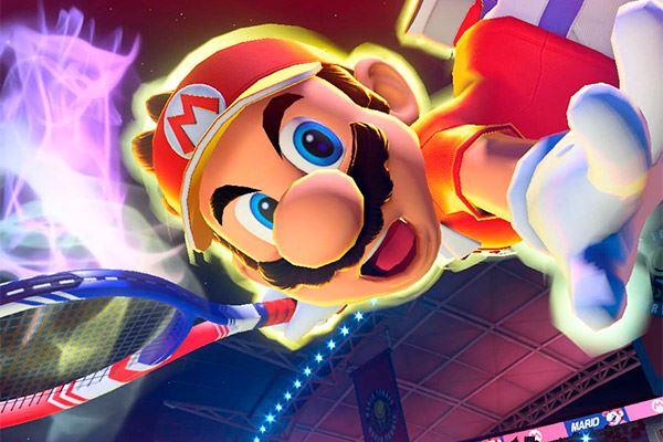 Mario Tennis Aces: Revés ganador