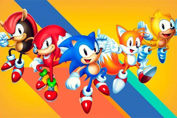 Sonic Mania Plus: ¡Sigue a ese erizo!