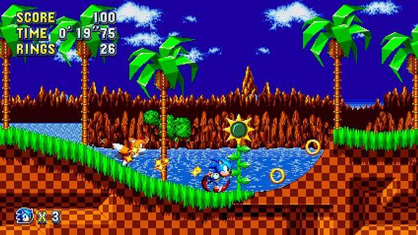 Sonic Mania Plus - videojuego