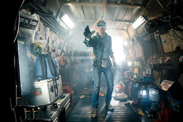 Ready Player One: Insert coin