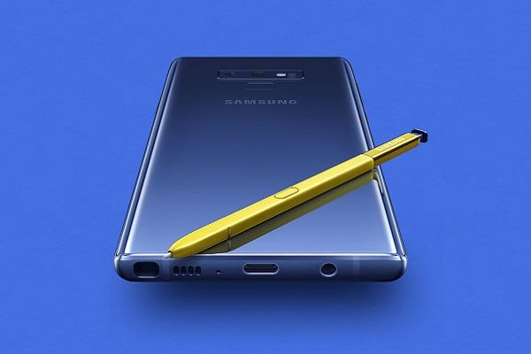 Samsung Galaxy Note 9: S-Power