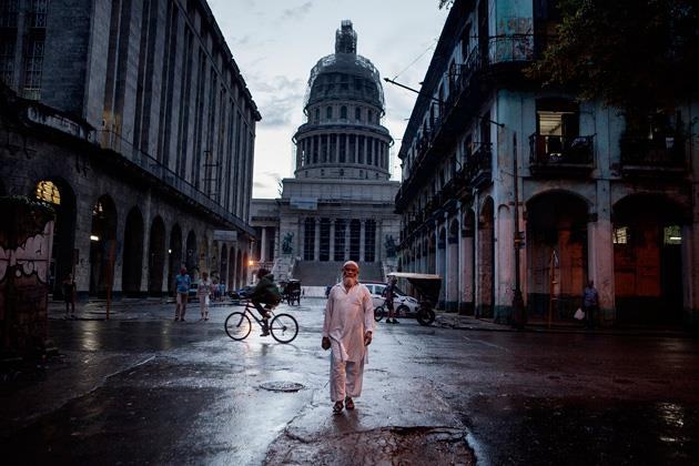 Cuban Muslims, Tropical Faith. Fotografías de Joan Alvado