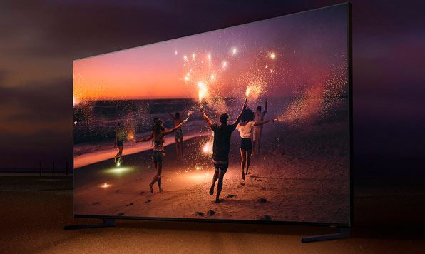 SAMSUNG Q900R - televisor