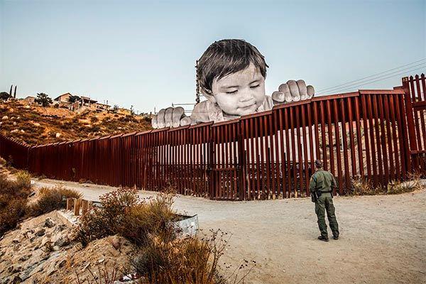 100 Fotos de JR por la Libertad de Prensa