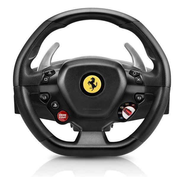 Volantes Thrustmaster - T80 Ferrari