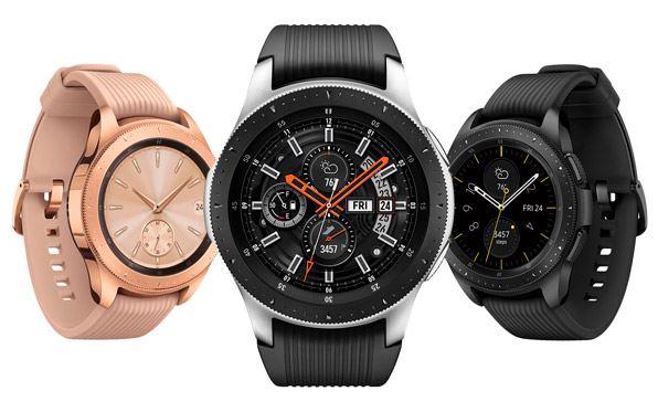 samsung galaxy watch - modelos