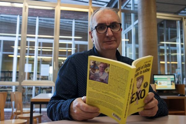 """Presentación del libro """"Ya está el listo que todo lo sabe de sexo"""""""