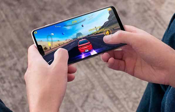 one Plus 6 smartphone
