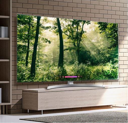 LG televisor - ThinQ AI