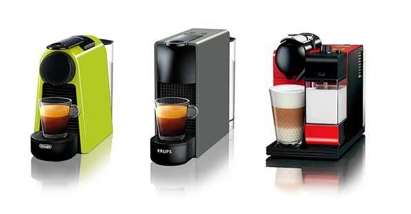 electrodometicos para desayuno - nespresso