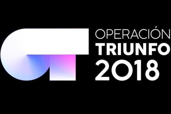 Firma de discos de Operación Triunfo 2018