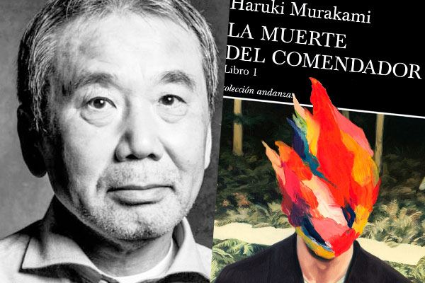 Haruki Murakami: Arte y fantasmas