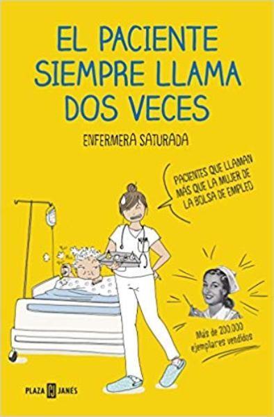 Presentación del nuevo libro de Enfermera Saturada