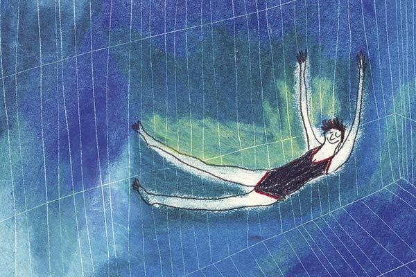 ¿Dónde estás? Exposición de originales de Bea Enríquez.