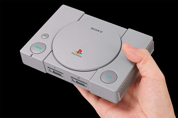 PlayStation Classic: el renacimiento de una leyenda de los videojuegos