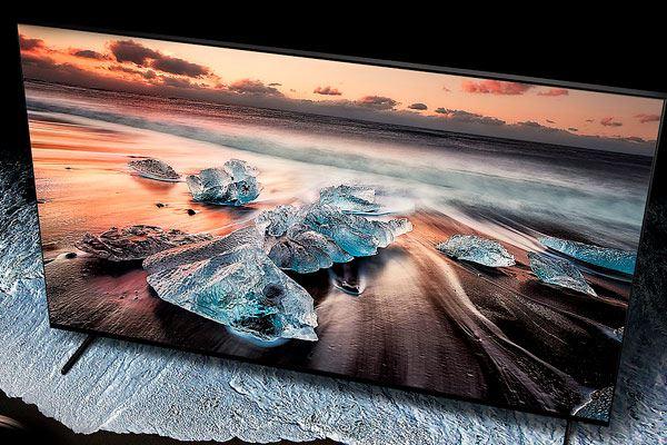 El imperio de Samsung contraataca con el televisor 8K