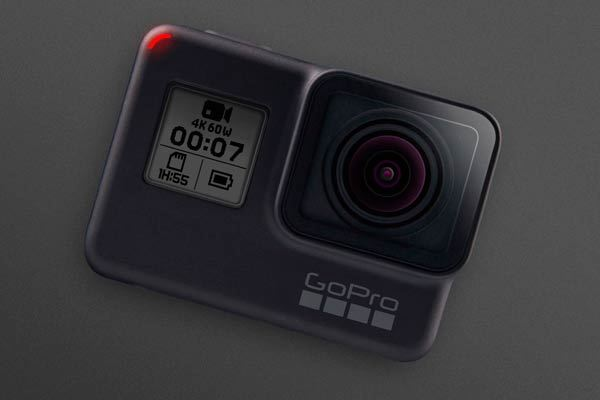 GoPro Hero7: Encuentra tu cámara