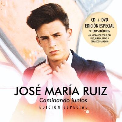 Firma de discos de José Mª Ruiz en Fnac Torre Sevilla