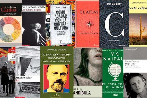 Los doce mejores libros de 2018