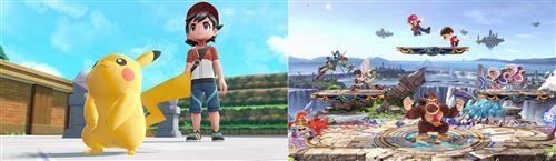 Lo mejor del año videojuegos  - pokemon - super mario