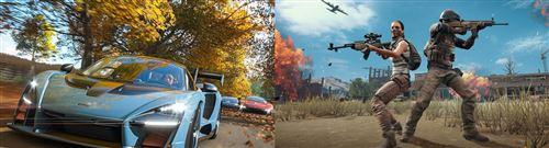 Lo mejor del año videojuegos - Forza horizon 4 - PlayerUnknown battleground