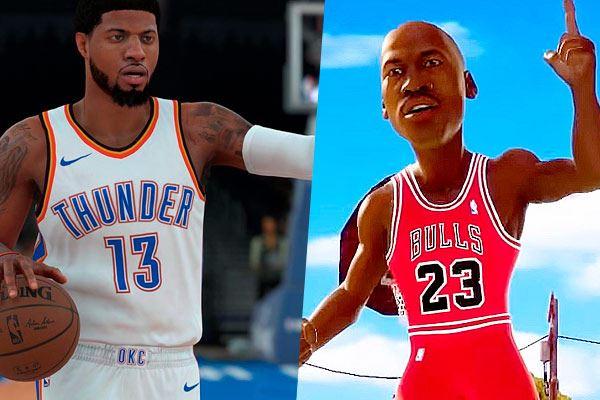 NBA 2K19 y Playgrounds 2: ¿En el barrio o en el parqué?
