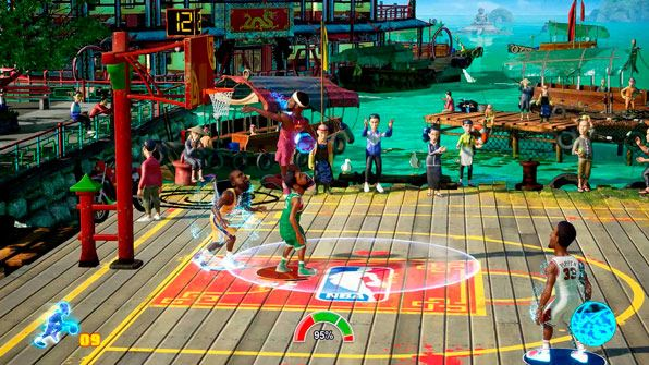 Playgrounds 2-videojuego