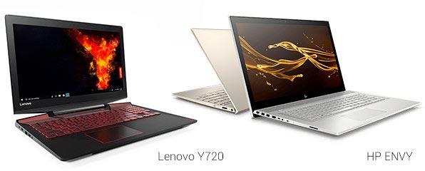 mejores portatiles tablets 2018 - lenovo y hp