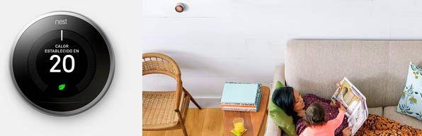 Domotica - nest termostato