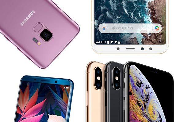 Smartphones 2018, top de tops