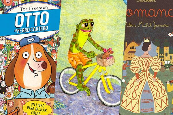 Algunos libros infantiles