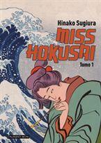 top comics 2018 - miss hokusai