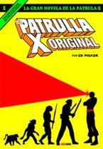 top comic -2018 - patrulla X