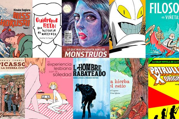 Los mejores cómics de 2018