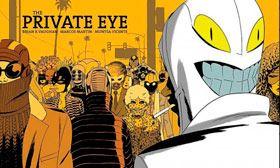 top comics 2018 - private eye