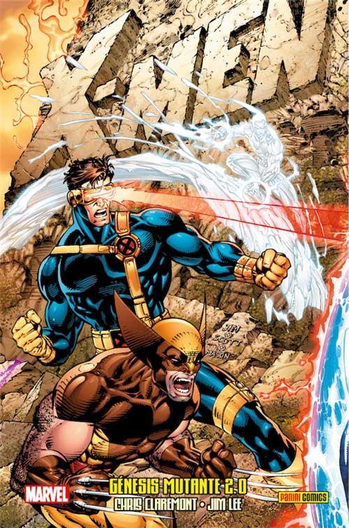 x-men - comic - genesis 2.0
