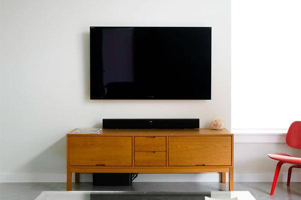 Seis barras de sonido para dar voz a tu televisor