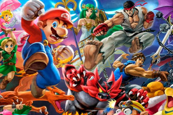 Super Smash Bros Ultimate: El más completo de la saga