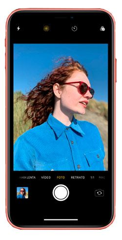 fotografia -movil - iphone xr