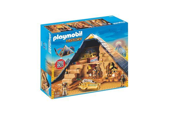 Pirámide faraón