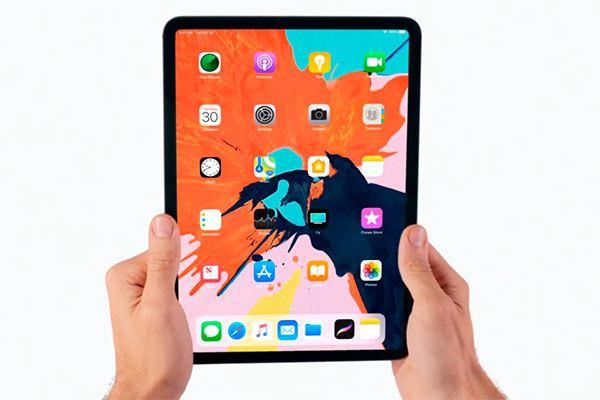 El iPad con C
