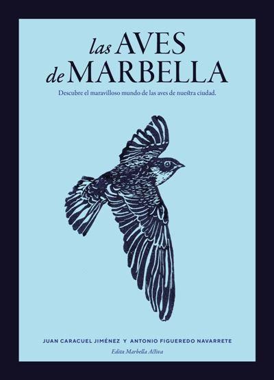 """Presentación del libro """"Las aves de Marbella"""""""