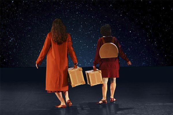 EN VIAJE(teatro - danza + de 6 años) 20 Y 27/01. SALA CUARTA PARED ...