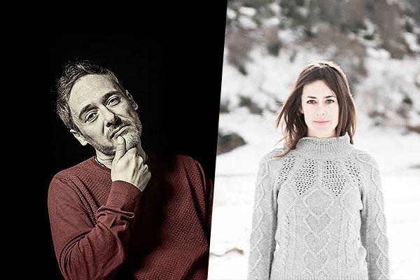 Binomio Sonoro: Santi Balmes y Maika Makovski