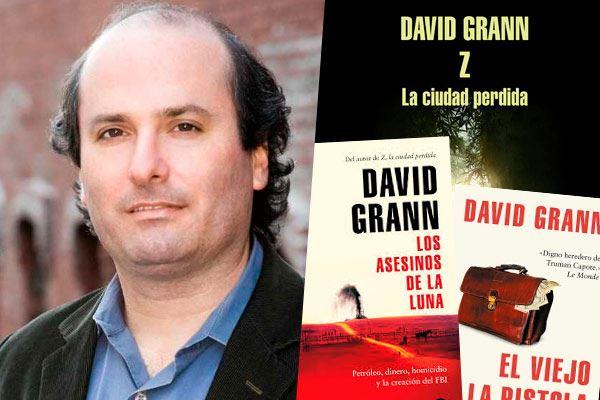 David Grann: Crímenes reales